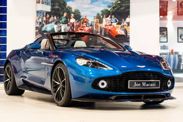 2018 Aston Martin Vanquish Zagato Speedster
