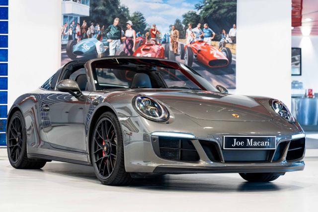 2018 Porsche 911 Targa GTS