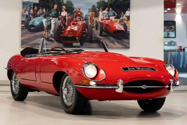 1967 Jaguar E-type Series 1.5 Roadster
