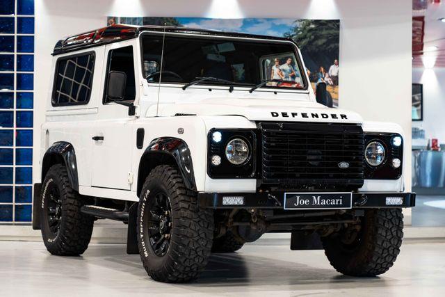 2015 Land Rover Defender
